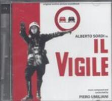 Il vigile (Colonna sonora) - CD Audio di Piero Umiliani