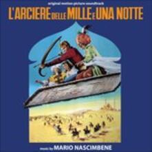 Arciere delle mille e una notte (Colonna sonora) - CD Audio di Mario Nascimbene