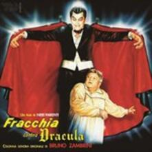 Fracchia Contro Dracula (Colonna Sonora) - CD Audio di Bruno Zambrini