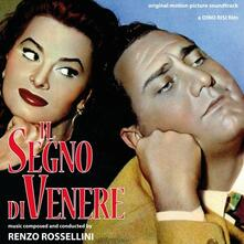 Il segno di Venere - CD Audio di Renzo Rossellini