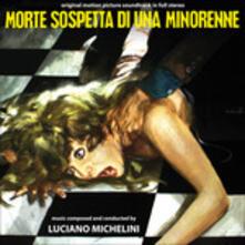 Morte sospetta di una minorenne - CD Audio di Luciano Michelini