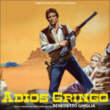 Adios Gringo (Reissue) - CD Audio di Benedetto Ghiglia