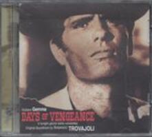 Days of Vengeance (Colonna sonora) - CD Audio di Armando Trovajoli