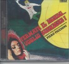 Fermate Il Mondo.. (Colonna sonora) - CD Audio di Piero Piccioni