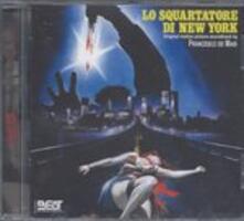 Lo Squartatore di New York (Colonna sonora) - CD Audio di Francesco De Masi