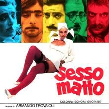 Sessomatto (Colonna sonora) - Vinile LP di Armando Trovajoli