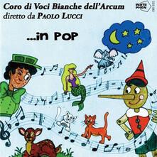 In Pop - CD Audio di Paolo Lucci