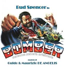 Bomber (Colonna Sonora) (Limited Edition) - Vinile LP di Guido De Angelis,Maurizio De Angelis
