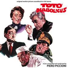 Totò Diabolicus (Colonna sonora) - CD Audio