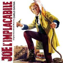 Joe L'implacabile (Colonna Sonora) - CD Audio di Carlo Savina