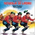 Cover CD Colonna sonora Scuola di ladri