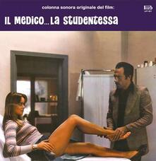 Il medico... la studentessa (Colonna sonora) - Vinile LP di Roberto Pregadio