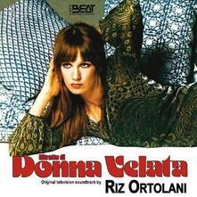 Ritratto di Donna Velata (Colonna sonora) - CD Audio