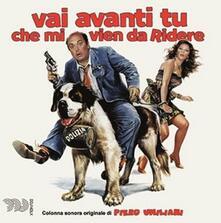 Vai avanti tu che mi vien da ridere (Colonna sonora) - CD Audio di Piero Umiliani