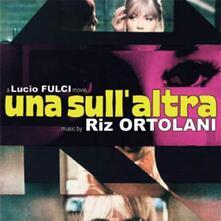 Una sull'altra - Non si sevizia un paperino (Colonna sonora) - CD Audio di Riz Ortolani
