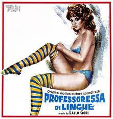 La professoressa di lingue (Colonna sonora) - CD Audio di Lallo Gori