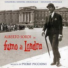 Fumo di Londra (Colonna Sonora) - CD Audio di Piero Piccioni