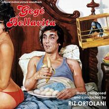 Gegè Bellavita (Colonna sonora) - CD Audio di Riz Ortolani