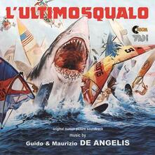 L'ultimo squalo (Colonna Sonora) - CD Audio di Guido De Angelis,Maurizio De Angelis