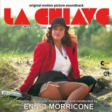 La chiave (Colonna Sonora) - CD Audio di Ennio Morricone