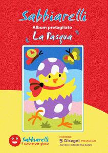 Giocattolo Album. La Pasqua Sabbiarelli Sabbiarelli 0