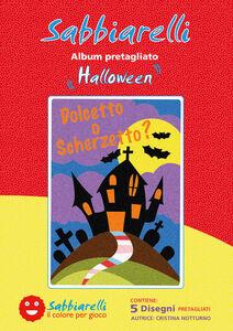 Giocattolo Album. Halloween Sabbiarelli Sabbiarelli 0
