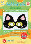 Giocattolo Album Le allegre mascherine Sabbiarelli Sabbiarelli
