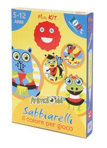 Sabbiarelli Mini Kit Animalokki