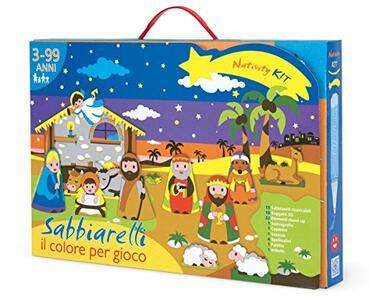 Sabbiarelli Nativity Kit Presepe