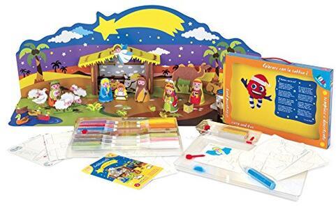 Sabbiarelli Nativity Kit Presepe - 2