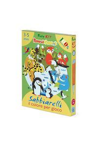 Sabbiarelli Baby Kit Pianeta Cuccioli - 9