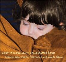 Coscine di pollo - CD Audio di Giuditta Scorcelletti,Alessandro Bongi