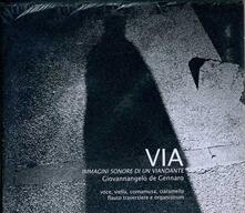 Via - CD Audio di Giovanna De Gennaro