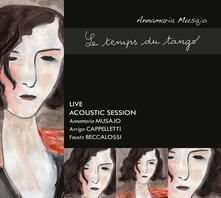 Le temps du tango - CD Audio di Annamaria Musajo