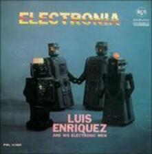 Electronia (Colonna sonora) - CD Audio di Luis Bacalov