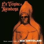 Cover CD Colonna sonora La vergine di Norimberga