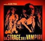Cover CD Colonna sonora La strage dei vampiri