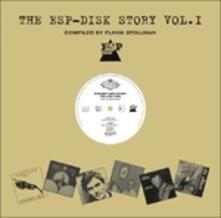 The ESP Disk Story vol.1 (140 gr.) - Vinile LP