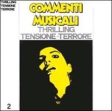 Commenti musicali: Thrilling vol.2 (140 gr.) - Vinile LP