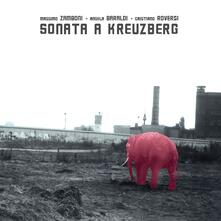 Sonata a Kreuzberg (140 gr. Gatefold Sleeve) - Vinile LP di Massimo Zamboni,Cristiano Roversi,Angela Baraldi