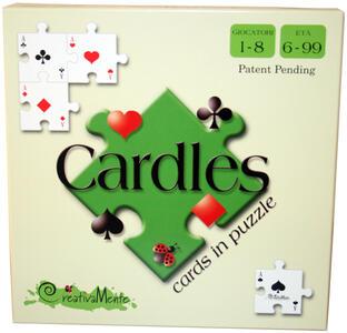 Cardles + Libro Venti e Più Giochi con le Cardles