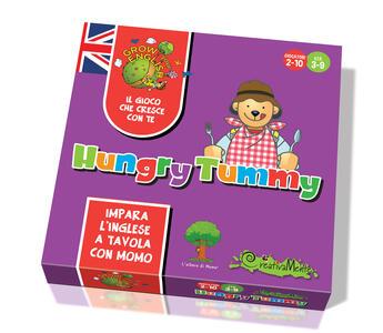 Grow Your English. Hungry Tummy - 2