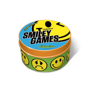 Smiley Games. 5 Fun Games to Play 4Ever - 7