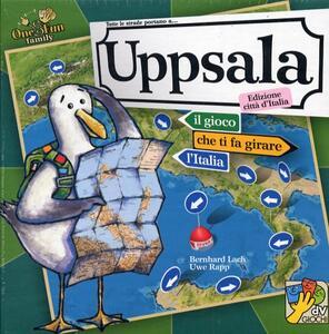 Uppsala. Italia