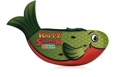Happy Salmon - 18