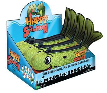 Happy Salmon - 19