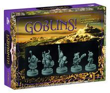 Labyrinth. Goblins!
