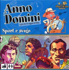 Giocattolo Anno Domini 2. Sport e svago Oliphante