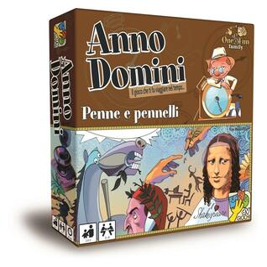 Anno Domini 3. Penne e pennelli - 2