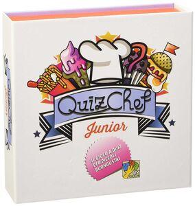 Giocattolo Quiz Chef Junior DV Giochi